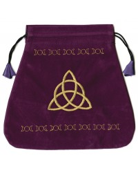 Triple Goddess Velvet Bag Mystic Convergence Metaphysical Supplies Metaphysical Supplies, Pagan Jewelry, Witchcraft Supply, New Age Spiritual Store
