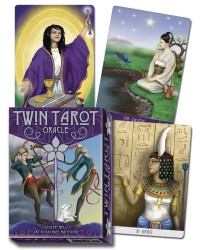 Twin Tarot Oracle Cards Mystic Convergence Metaphysical Supplies Metaphysical Supplies, Pagan Jewelry, Witchcraft Supply, New Age Spiritual Store