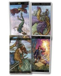 Universal Fantasy Tarot Cards Mystic Convergence Metaphysical Supplies Metaphysical Supplies, Pagan Jewelry, Witchcraft Supply, New Age Spiritual Store