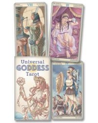Universal Goddess Tarot Deck Mystic Convergence Metaphysical Supplies Metaphysical Supplies, Pagan Jewelry, Witchcraft Supply, New Age Spiritual Store
