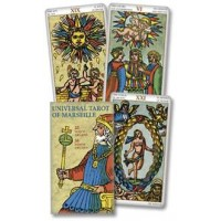 Universal Tarot of Marseille Cards