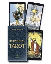 Universal Tarot Cards Professional Edition Mystic Convergence Metaphysical Supplies Metaphysical Supplies, Pagan Jewelry, Witchcraft Supply, New Age Spiritual Store