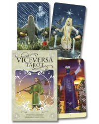 Vice Versa Tarot Cards Kit Mystic Convergence Metaphysical Supplies Metaphysical Supplies, Pagan Jewelry, Witchcraft Supply, New Age Spiritual Store
