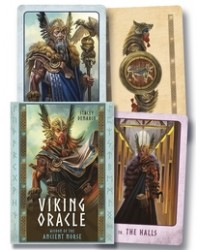 Viking Oracle Cards - Wisdom of the Ancient Norse Mystic Convergence Metaphysical Supplies Metaphysical Supplies, Pagan Jewelry, Witchcraft Supply, New Age Spiritual Store