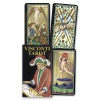 Visconti Mini Tarot Italian Deck