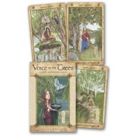 Voice of the Trees Cards - A Celtic Divination Oracle
