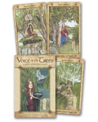 Voice of the Trees Cards - A Celtic Divination Oracle Mystic Convergence Metaphysical Supplies Metaphysical Supplies, Pagan Jewelry, Witchcraft Supply, New Age Spiritual Store