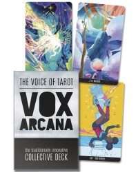 Vox Arcana Tarot Cards Mystic Convergence Metaphysical Supplies Metaphysical Supplies, Pagan Jewelry, Witchcraft Supply, New Age Spiritual Store