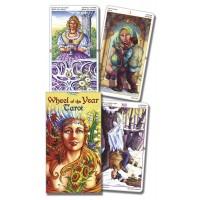 Wheel of the Year Tarot Cards