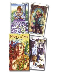 Wheel of the Year Tarot Cards Mystic Convergence Metaphysical Supplies Metaphysical Supplies, Pagan Jewelry, Witchcraft Supply, New Age Spiritual Store