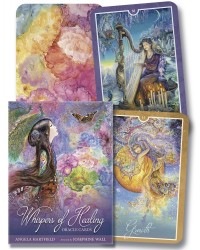Whispers of Healing Oracle Cards Mystic Convergence Metaphysical Supplies Metaphysical Supplies, Pagan Jewelry, Witchcraft Supply, New Age Spiritual Store