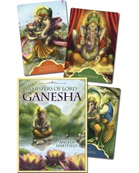 Whispers of Lord Ganesha Oracle Cards Mystic Convergence Metaphysical Supplies Metaphysical Supplies, Pagan Jewelry, Witchcraft Supply, New Age Spiritual Store
