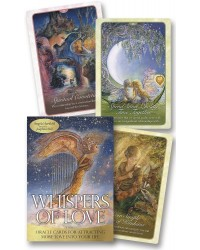 Whispers of Love Oracle Cards Mystic Convergence Metaphysical Supplies Metaphysical Supplies, Pagan Jewelry, Witchcraft Supply, New Age Spiritual Store