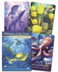 Whispers of the Ocean Oracle Cards Mystic Convergence Metaphysical Supplies Metaphysical Supplies, Pagan Jewelry, Witchcraft Supply, New Age Spiritual Store
