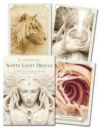 White Light Oracle Cards Mystic Convergence Metaphysical Supplies Metaphysical Supplies, Pagan Jewelry, Witchcraft Supply, New Age Spiritual Store