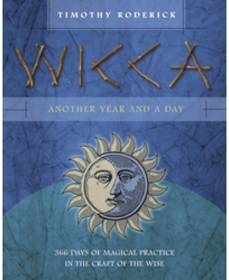 Wicca: Another Year and a Day - 366 Days of Magical Practice in the Craft of the Wise at Mystic Convergence Metaphysical Supplies, Metaphysical Supplies, Pagan Jewelry, Witchcraft Supply, New Age Spiritual Store
