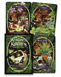 Witches' Kitchen Oracle Cards Mystic Convergence Metaphysical Supplies Metaphysical Supplies, Pagan Jewelry, Witchcraft Supply, New Age Spiritual Store
