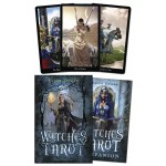 Witches Tarot Deck and Book Set at Mystic Convergence Magical Supplies, Wiccan Supplies, Pagan Jewelry, Witchcraft Supplies, New Age Store