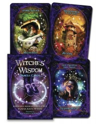 Witches' Wisdom Oracle Cards Mystic Convergence Metaphysical Supplies Metaphysical Supplies, Pagan Jewelry, Witchcraft Supply, New Age Spiritual Store