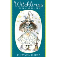 Witchlings Cards & Book Set