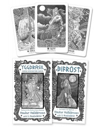 Yggdrasil - Norse Divination Cards Mystic Convergence Metaphysical Supplies Metaphysical Supplies, Pagan Jewelry, Witchcraft Supply, New Age Spiritual Store