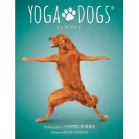 Yoga Dogs Cards Deck and Book Set