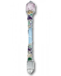 Well Being Large Crystal Wand for Depression