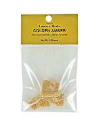 Golden Amber Resin Incense Mystic Convergence Metaphysical Supplies Metaphysical Supplies, Pagan Jewelry, Witchcraft Supply, New Age Spiritual Store