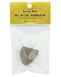 Black Amber Resin Incense Mystic Convergence Metaphysical Supplies Metaphysical Supplies, Pagan Jewelry, Witchcraft Supply, New Age Spiritual Store