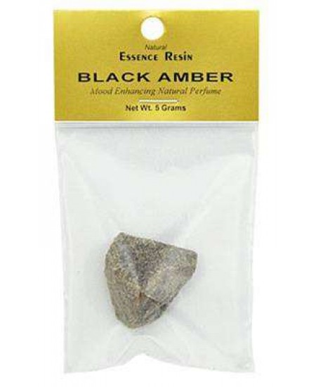 Black Amber Resin Incense at Mystic Convergence Metaphysical Supplies, Metaphysical Supplies, Pagan Jewelry, Witchcraft Supply, New Age Spiritual Store