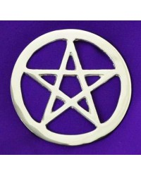 Pentacle 3 Inch Altar Pentacle Mystic Convergence Metaphysical Supplies Metaphysical Supplies, Pagan Jewelry, Witchcraft Supply, New Age Spiritual Store