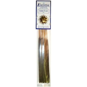 Amber Flame Escential Essences Incense Mystic Convergence Wicca Supplies, Pagan Jewelry, Witchcraft Supply, New Age Magick