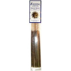 Dragons Blood Escential Essences Incense Mystic Convergence Wiccan Supplies, Pagan Jewelry, Witchcraft Supplies, New Age Store