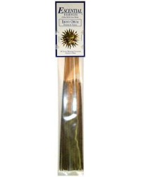 Ebony Opium Escential Essences Incense