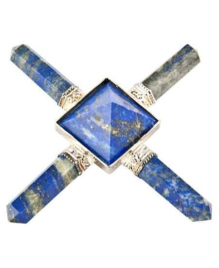 Lapis Lazuli Crystal Energy Generator at Mystic Convergence Metaphysical Supplies, Metaphysical Supplies, Pagan Jewelry, Witchcraft Supply, New Age Spiritual Store