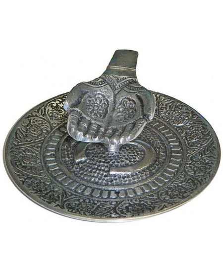 Offering Hands Metal Incense Burner at Mystic Convergence Metaphysical Supplies, Metaphysical Supplies, Pagan Jewelry, Witchcraft Supply, New Age Spiritual Store