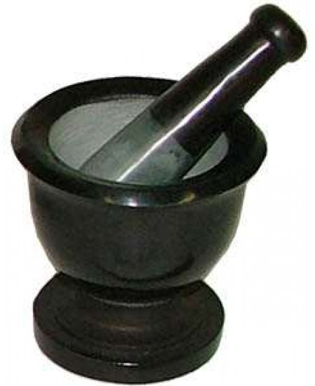 Black Soapstone Mortar and Pestle Set at Mystic Convergence Metaphysical Supplies, Metaphysical Supplies, Pagan Jewelry, Witchcraft Supply, New Age Spiritual Store