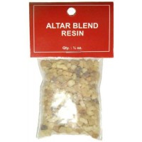 Sacred Altar Blend Resin Incense