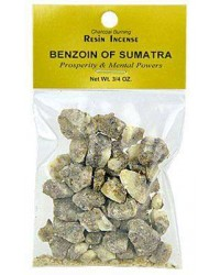 Benzoin of Sumatra Resin Incense Mystic Convergence Metaphysical Supplies Metaphysical Supplies, Pagan Jewelry, Witchcraft Supply, New Age Spiritual Store