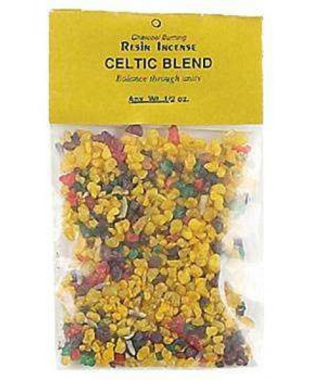 Celtic Blend Resin Incense at Mystic Convergence Metaphysical Supplies, Metaphysical Supplies, Pagan Jewelry, Witchcraft Supply, New Age Spiritual Store
