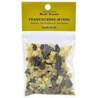 Frankincense and Myrrh Resin Incense Blend