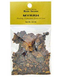 Myrrh Select Resin Incense Mystic Convergence Metaphysical Supplies Metaphysical Supplies, Pagan Jewelry, Witchcraft Supply, New Age Spiritual Store