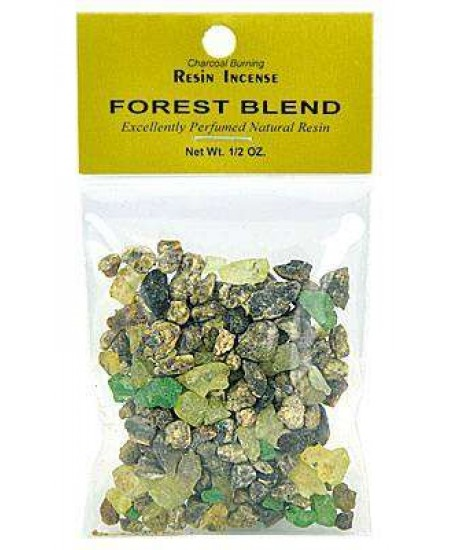 Forest Blend Resin Incense at Mystic Convergence Metaphysical Supplies, Metaphysical Supplies, Pagan Jewelry, Witchcraft Supply, New Age Spiritual Store