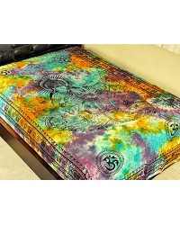 Goddess Saraswati Tie Dye Cotton Tapestry Mystic Convergence Metaphysical Supplies Metaphysical Supplies, Pagan Jewelry, Witchcraft Supply, New Age Spiritual Store