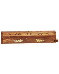 Dragon Wood Incense Box Burner
