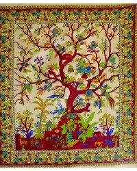Tree of Life Double Tapestry Mystic Convergence Metaphysical Supplies Metaphysical Supplies, Pagan Jewelry, Witchcraft Supply, New Age Spiritual Store