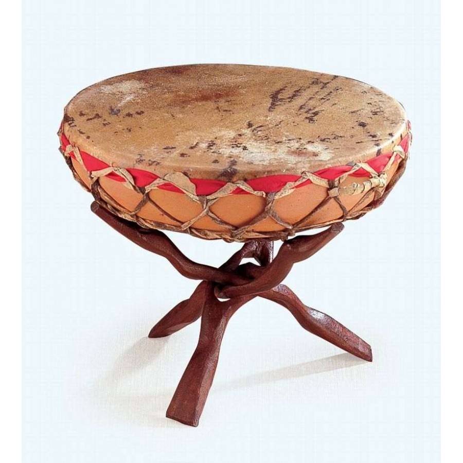 Wood cobra stand inches drum bowl