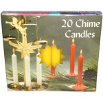 Yellow Mini Taper Spell Candles