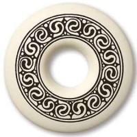 Celtic Spirals Annulus Porcelain Necklace