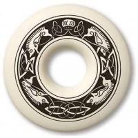 Celtic Cerridwen Annulus Porcelain Necklace